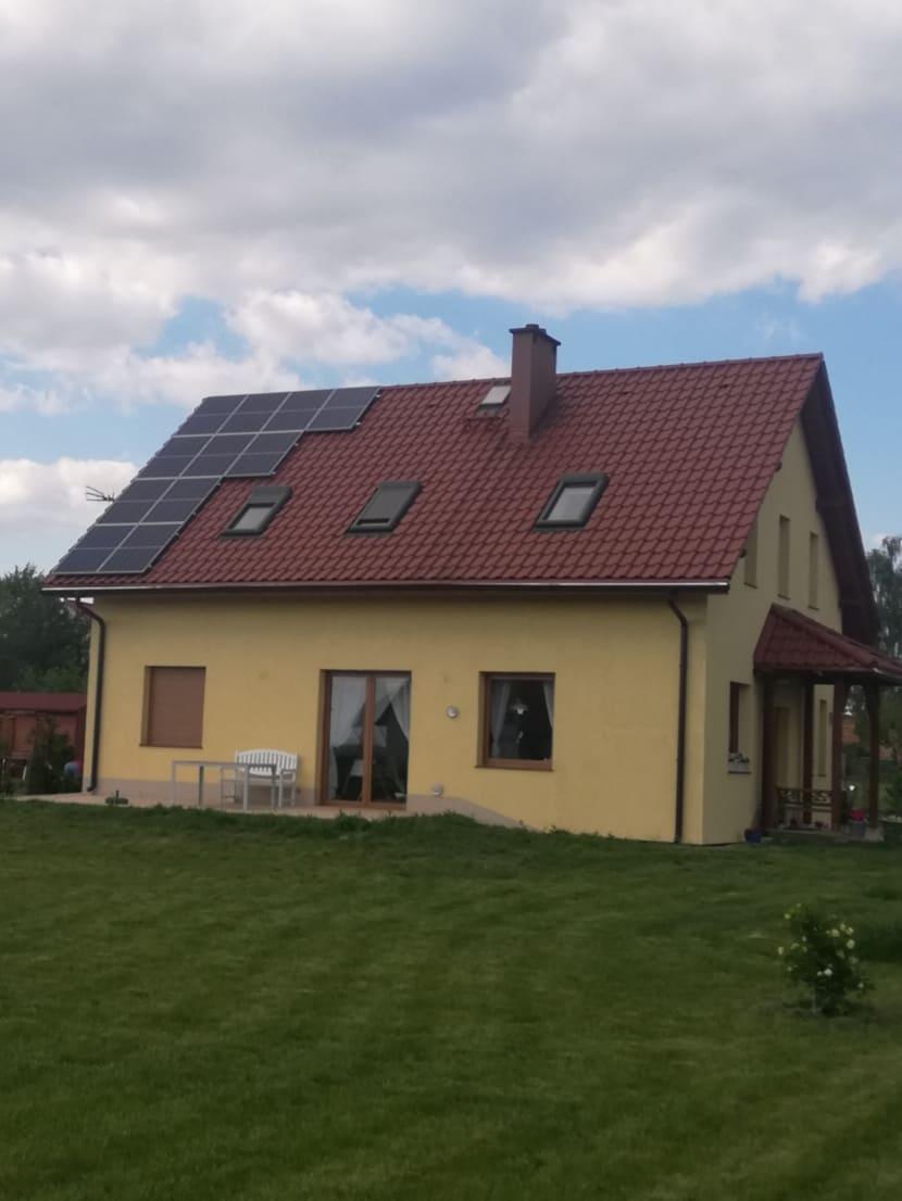 Realizacje - panele fotowoltaiczne EnKam Wrocław